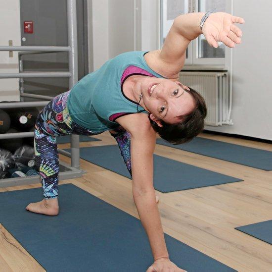 Om spirituelle Yoga Sahl