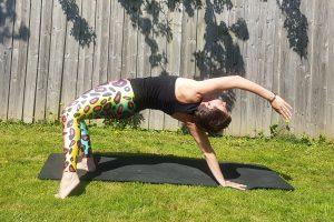 Hatha Yoga Wild thing