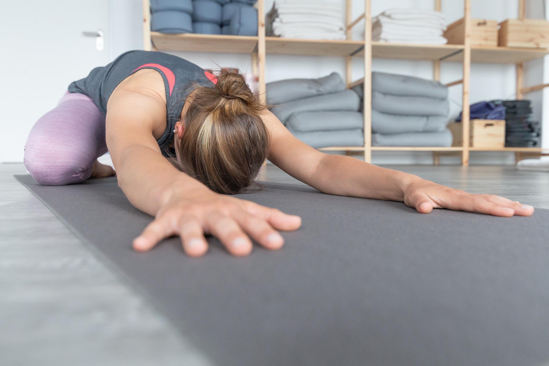 Yin Yoga i Haslev